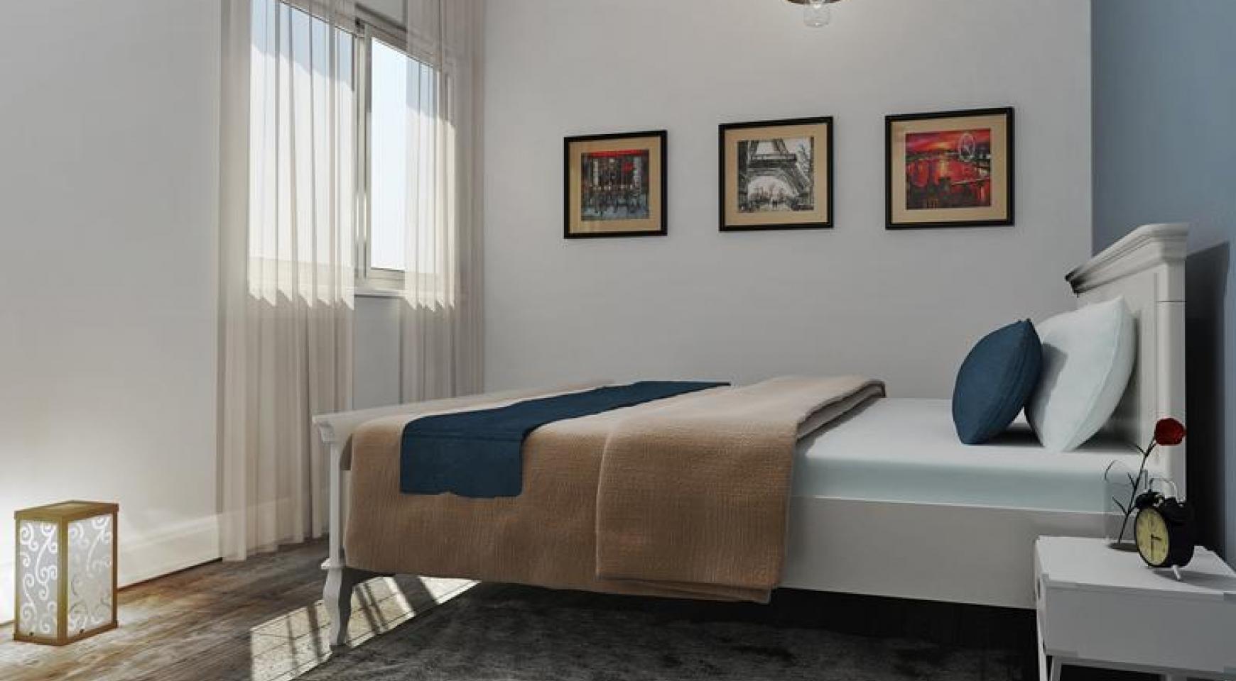Современная Просторная 4-Спальная Квартира - Дуплекс - 10