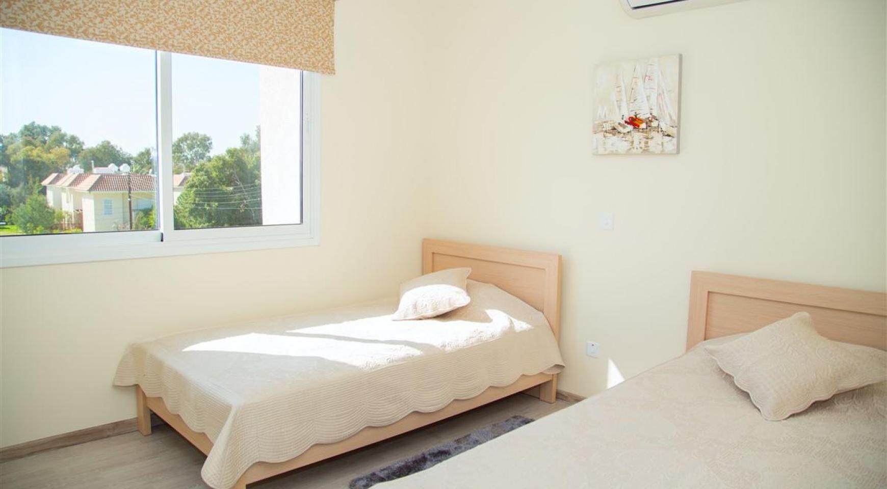 Современная  2-Спальная Квартира Christina 303 в Районе Потамос Гермасойя - 11
