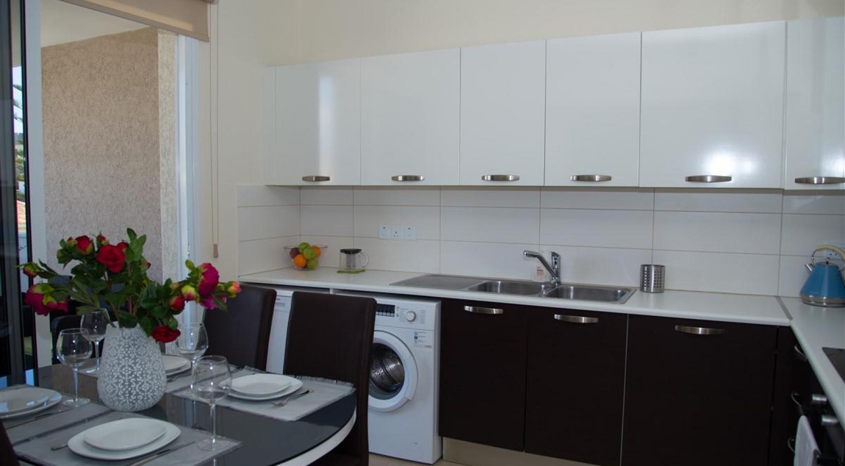 Современная  2-Спальная Квартира Christina 303 в Районе Потамос Гермасойя - 5
