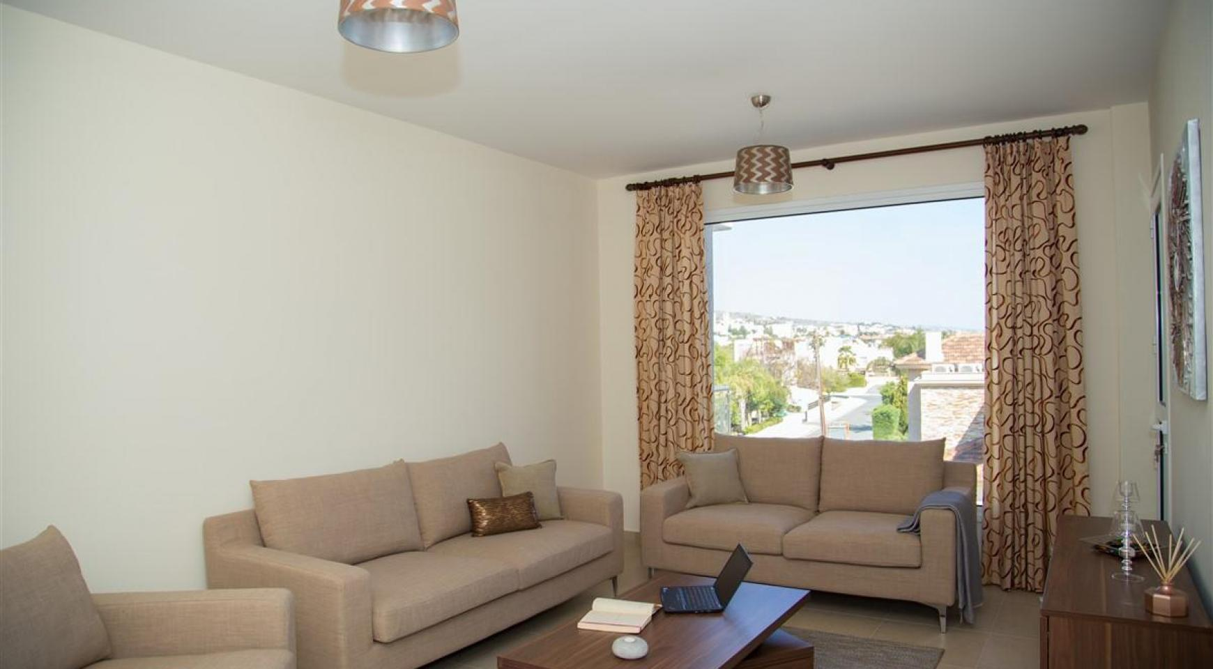 Современная  2-Спальная Квартира Christina 303 в Районе Потамос Гермасойя - 2