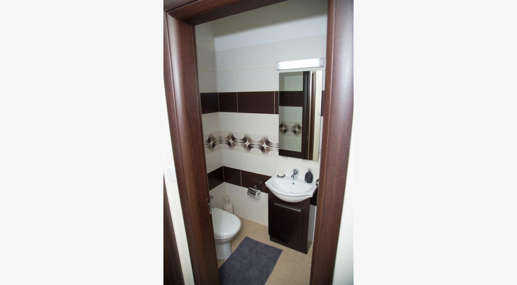 Современная  2-Спальная Квартира Christina 303 в Районе Потамос Гермасойя - 17