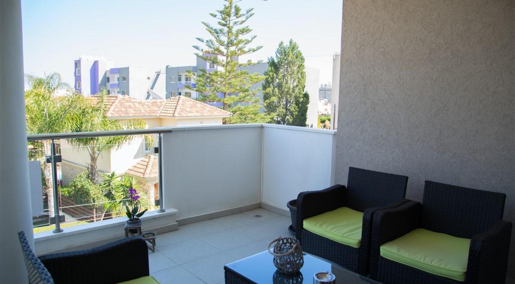 Современная  2-Спальная Квартира Christina 303 в Районе Потамос Гермасойя - 19