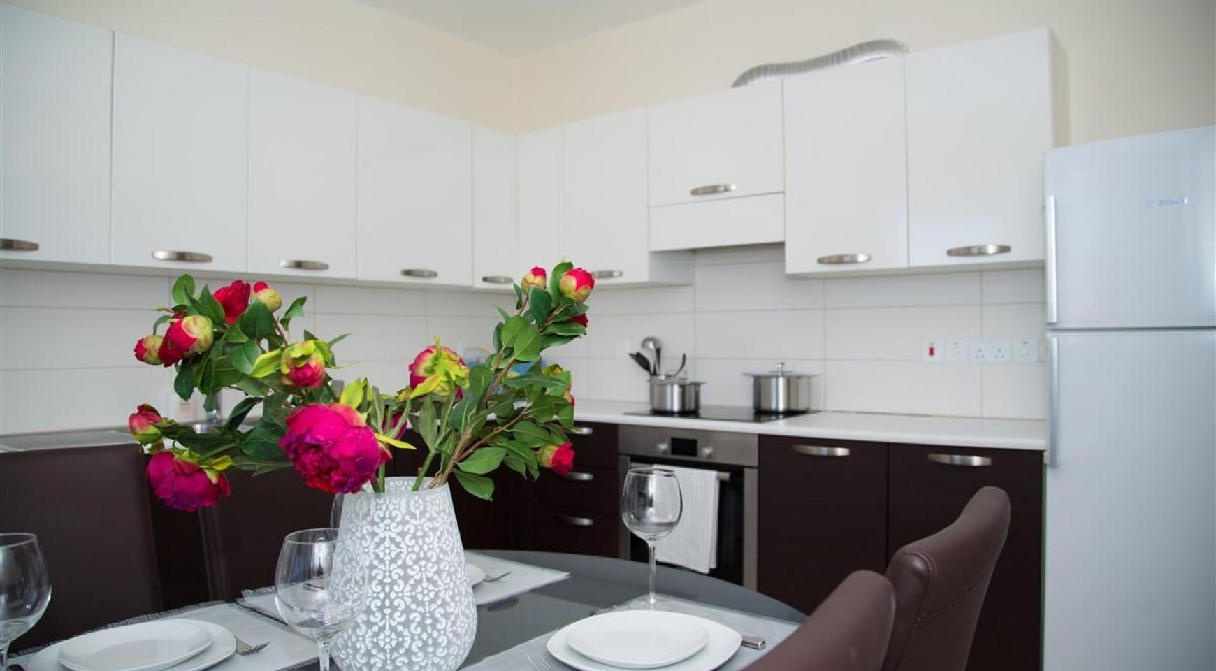 Современная  2-Спальная Квартира Christina 303 в Районе Потамос Гермасойя - 6