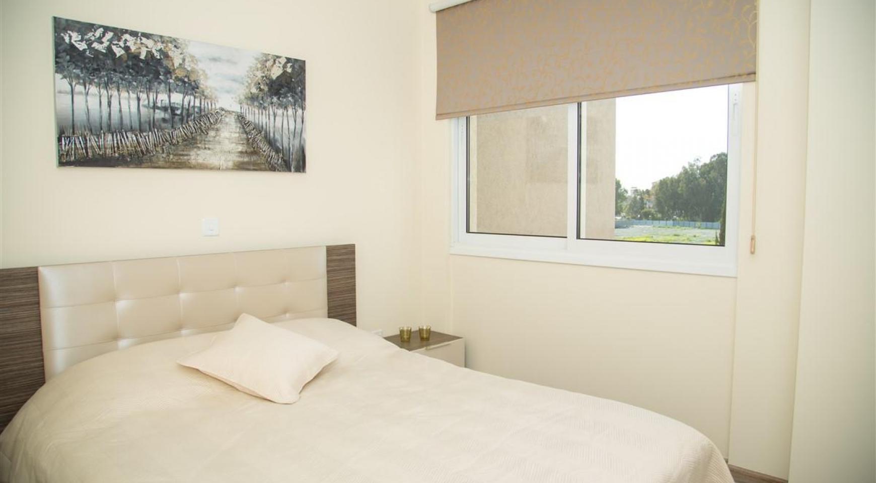 Современная  2-Спальная Квартира Christina 303 в Районе Потамос Гермасойя - 10