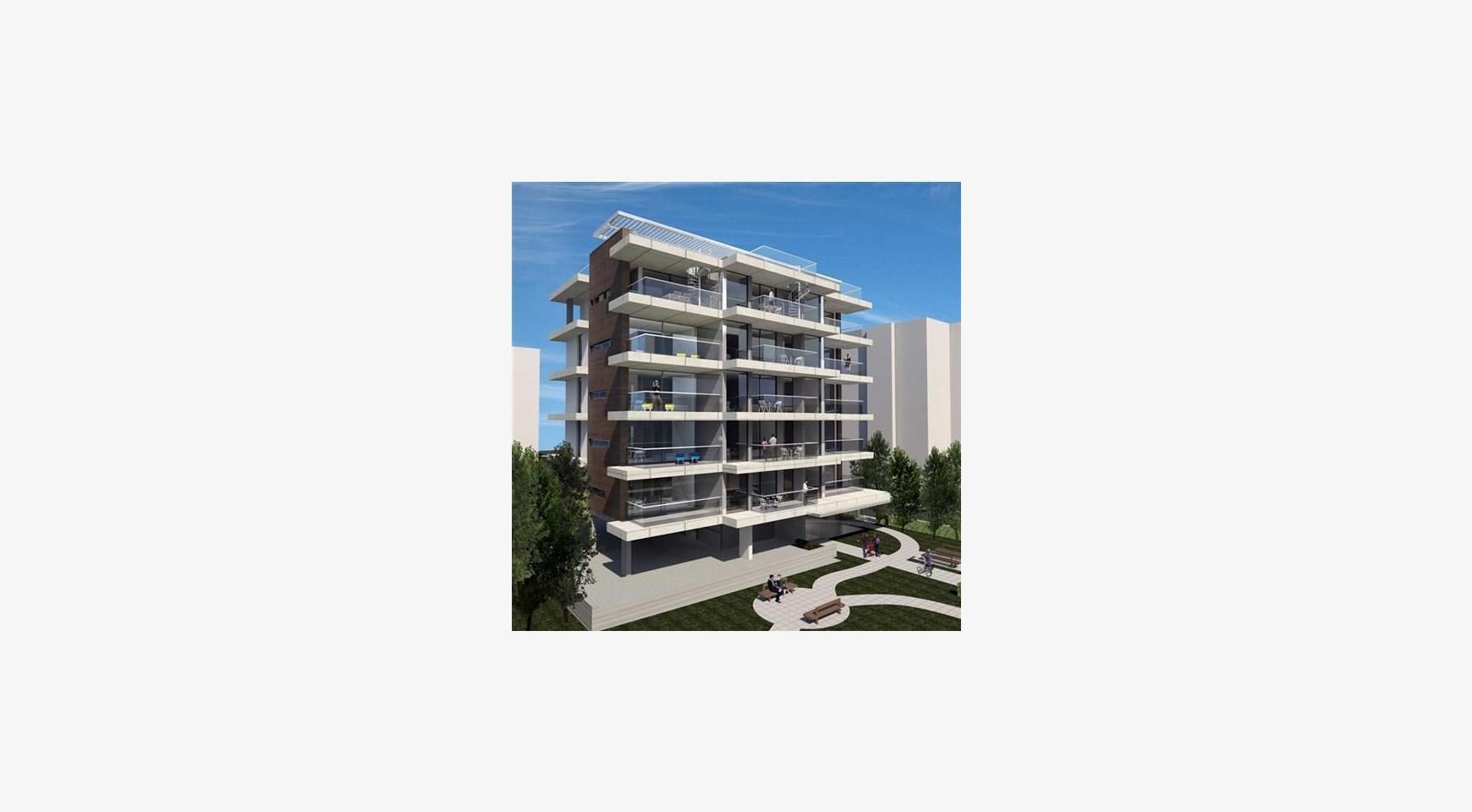 Новая Просторная Односпальная Квартира в Районе Неаполис - 5