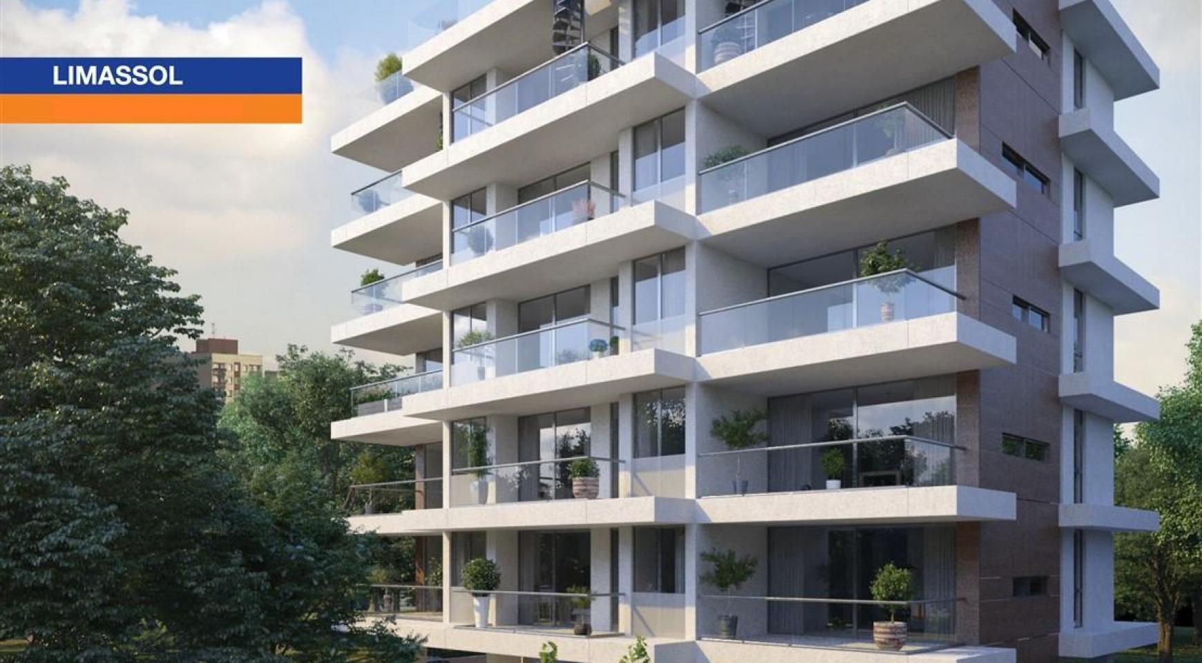Новая 2-Спальная Квартира в Районе Неаполис - 1
