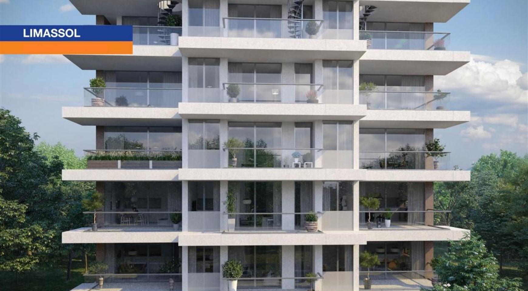 Новая 2-Спальная Квартира в Районе Неаполис - 3