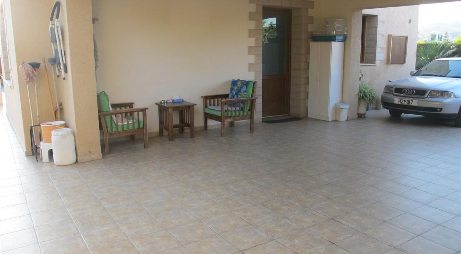 Просторная 5-Спальная Вилла в Районе Потамос Гермасойя - 9