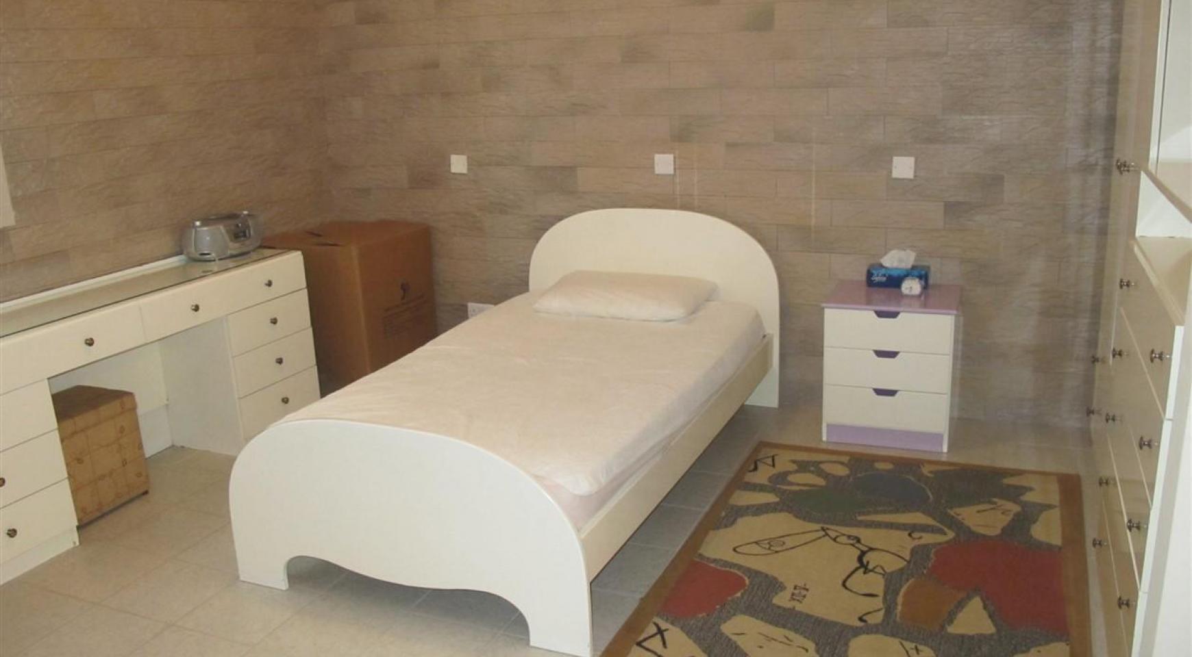 Просторная 5-Спальная Вилла в Районе Потамос Гермасойя - 30