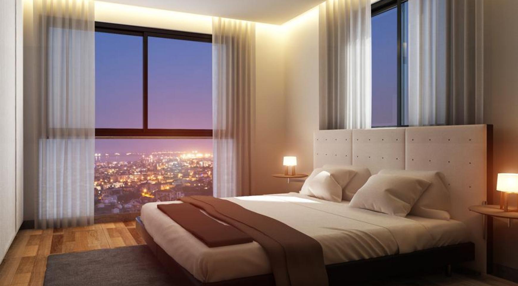 Новая 2-Спальная Квартира с Садом - 2
