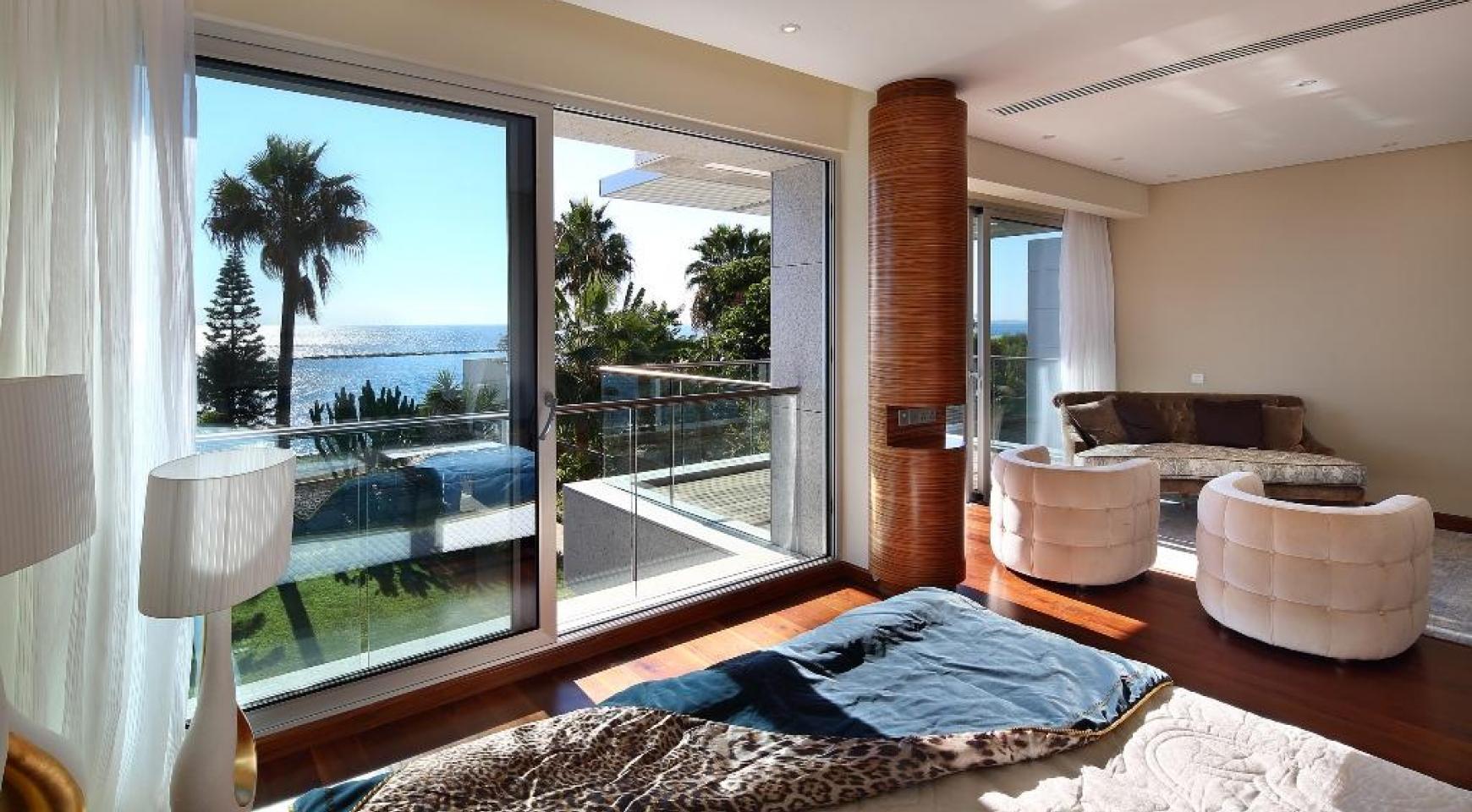 Эксклюзивная 4-Спальная Квартира с Видом на Море - 5