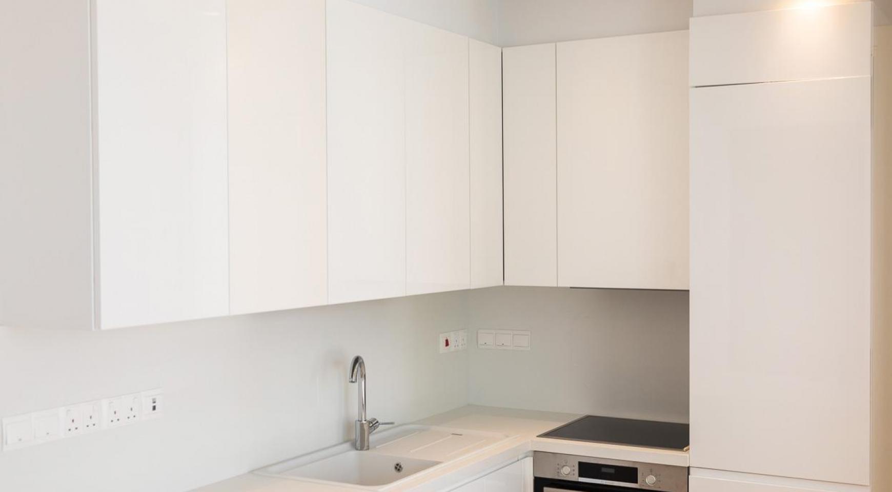 Malibu Residence. Современная Односпальная Квартира 101 в Районе Ротамос Гермасойя - 55