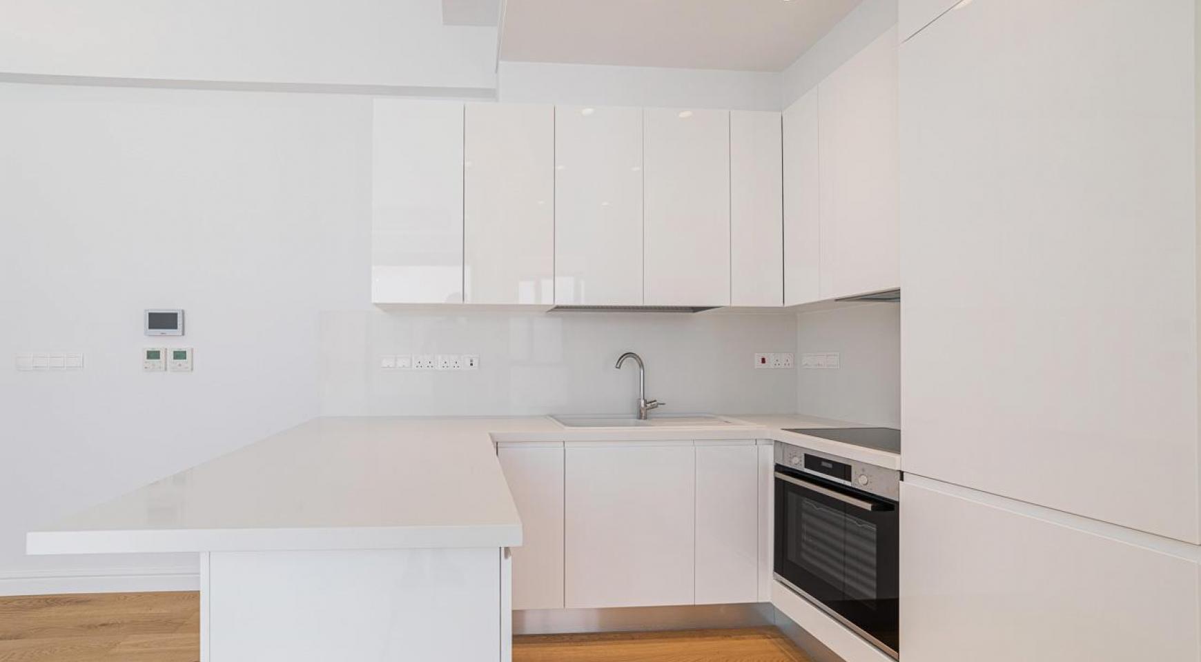Malibu Residence. Современная Односпальная Квартира 101 в Районе Ротамос Гермасойя - 27