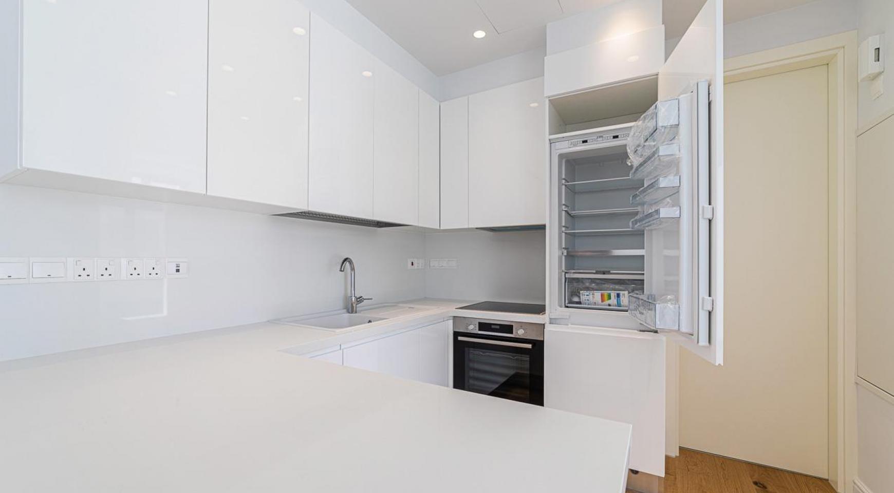 Malibu Residence. Современная Односпальная Квартира 101 в Районе Ротамос Гермасойя - 57