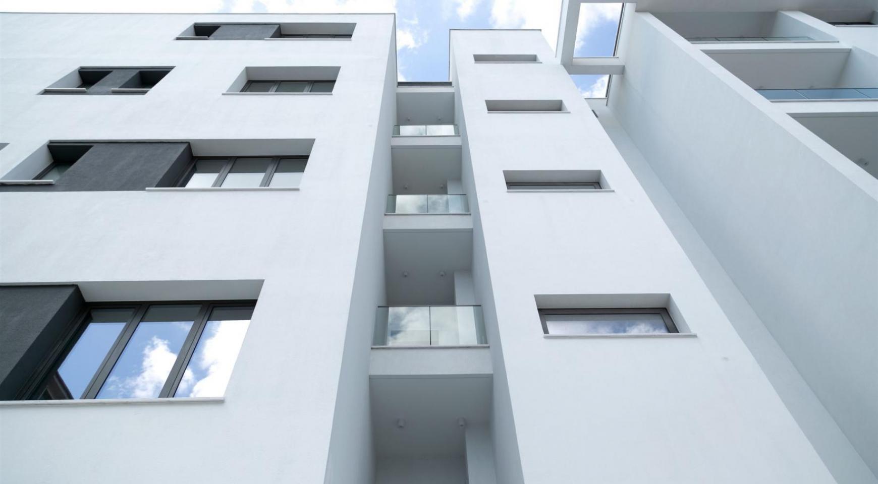 Malibu Residence. Современная Односпальная Квартира 101 в Районе Ротамос Гермасойя - 11