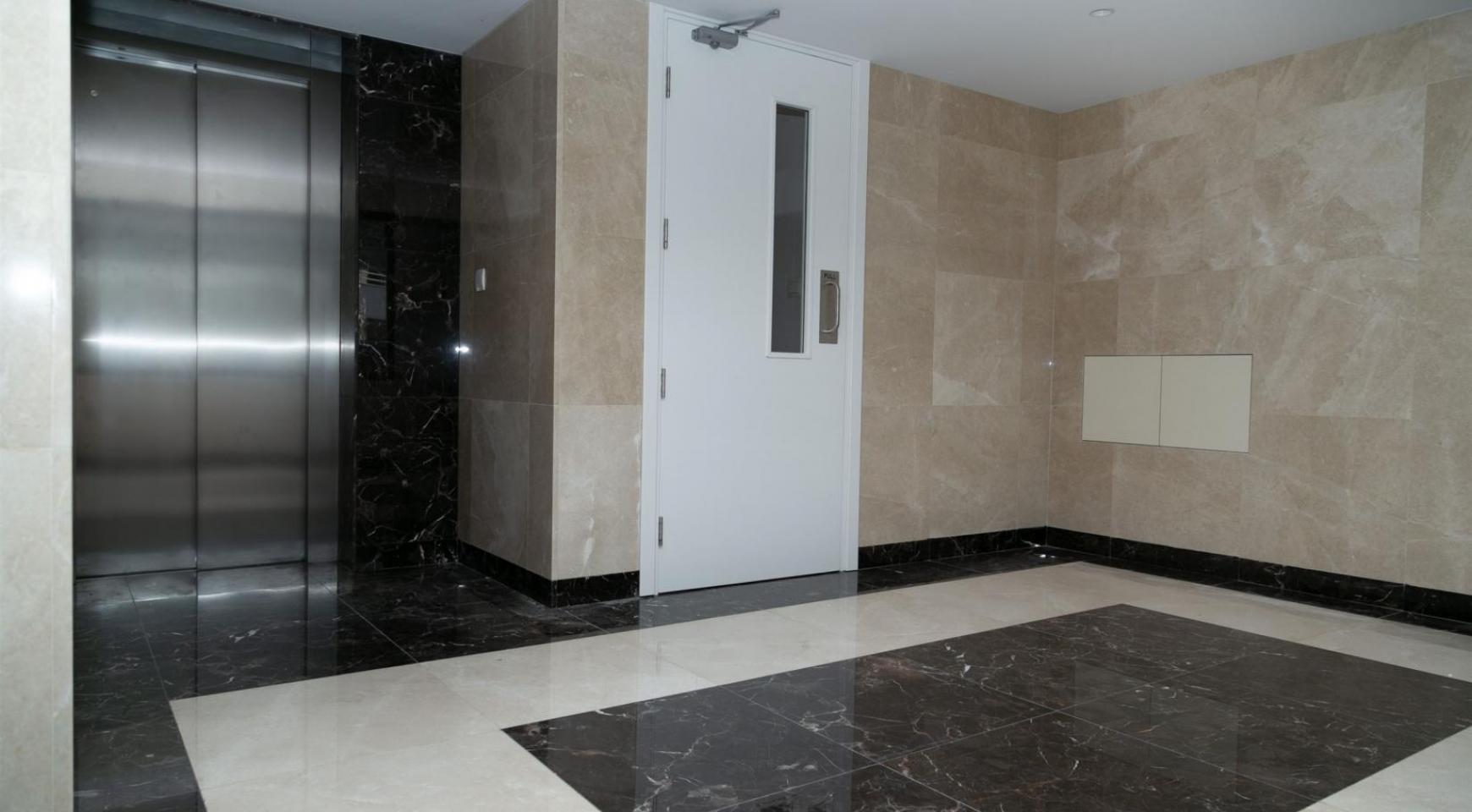 Malibu Residence. Современная Односпальная Квартира 101 в Районе Ротамос Гермасойя - 34