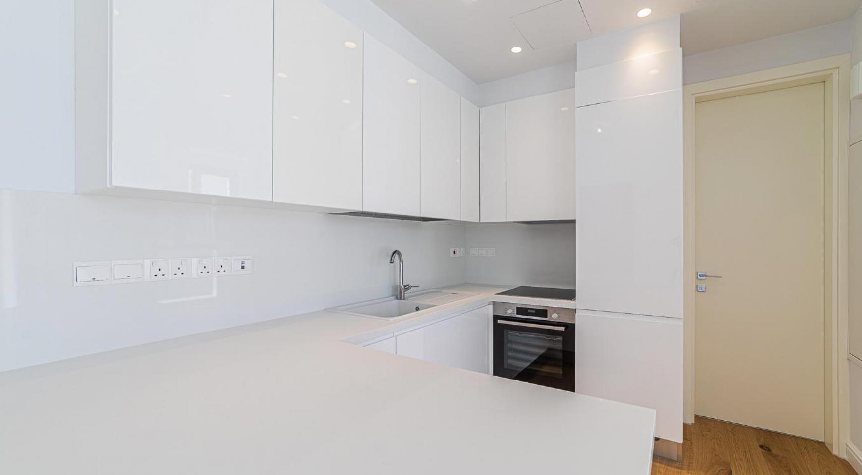 Malibu Residence. Современная Односпальная Квартира 101 в Районе Ротамос Гермасойя - 26
