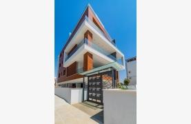 Malibu Residence. Современная Односпальная Квартира 101 в Районе Ротамос Гермасойя - 110