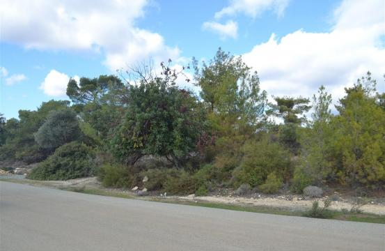 Земельный Участок с Изумительным Видом в Районе Суни