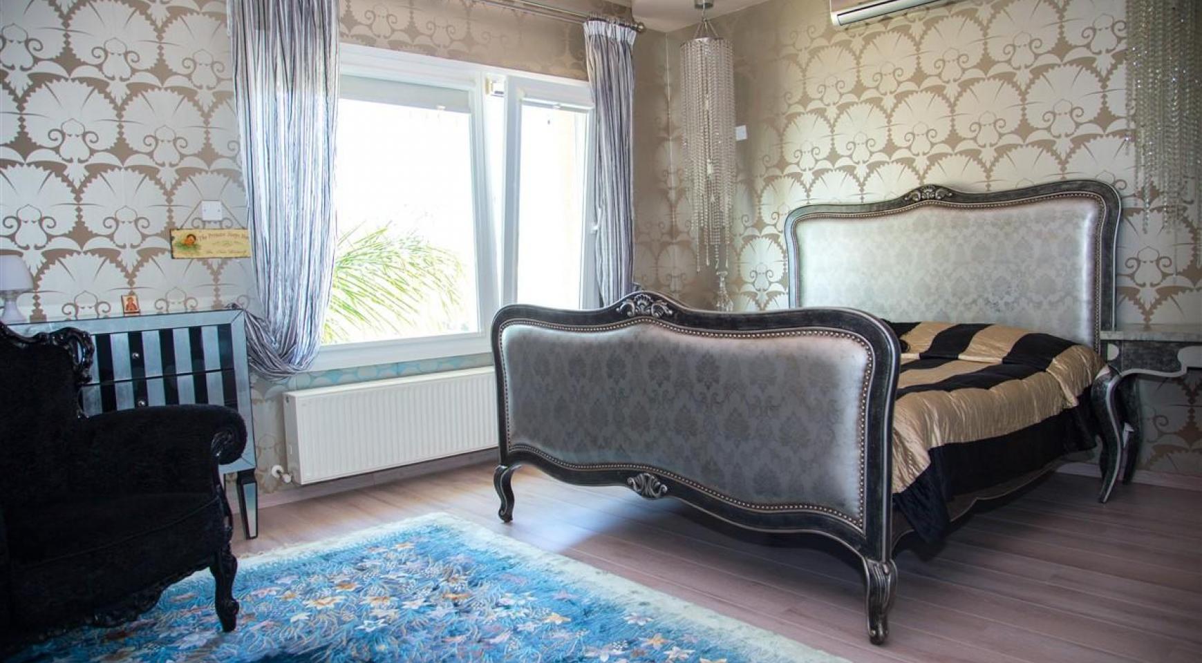 Уникальная 5-Спальная Вилла с Захватывающим Видом на Море - 24