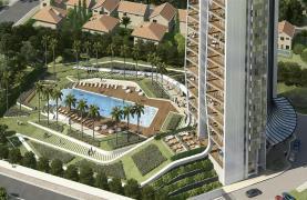 Sky Tower. Новая Просторная 3-Спальная Квартира в Эксклюзивном Проекте - 15