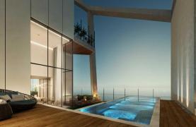 Sky Tower. Элитная 3-Спальная Квартира 505 с Видом на Море - 60