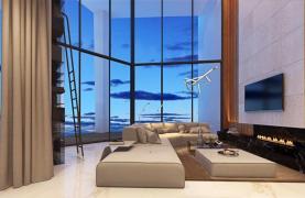 Sky Tower. Элитная 3-Спальная Квартира 505 с Видом на Море - 55