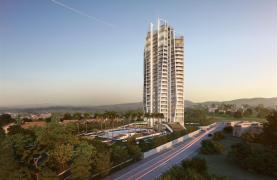 Sky Tower. Новая Просторная 2-Спальная Квартира с Видом на Море - 11