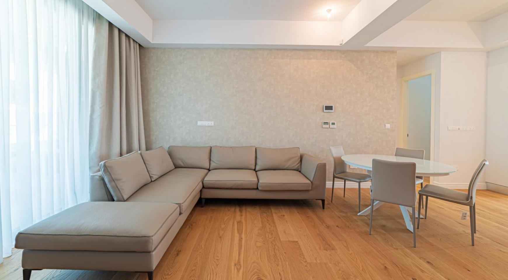 Malibu Residence. Элитный 3-Спальный Пентхаус 401 с Частным Бассейном - 15