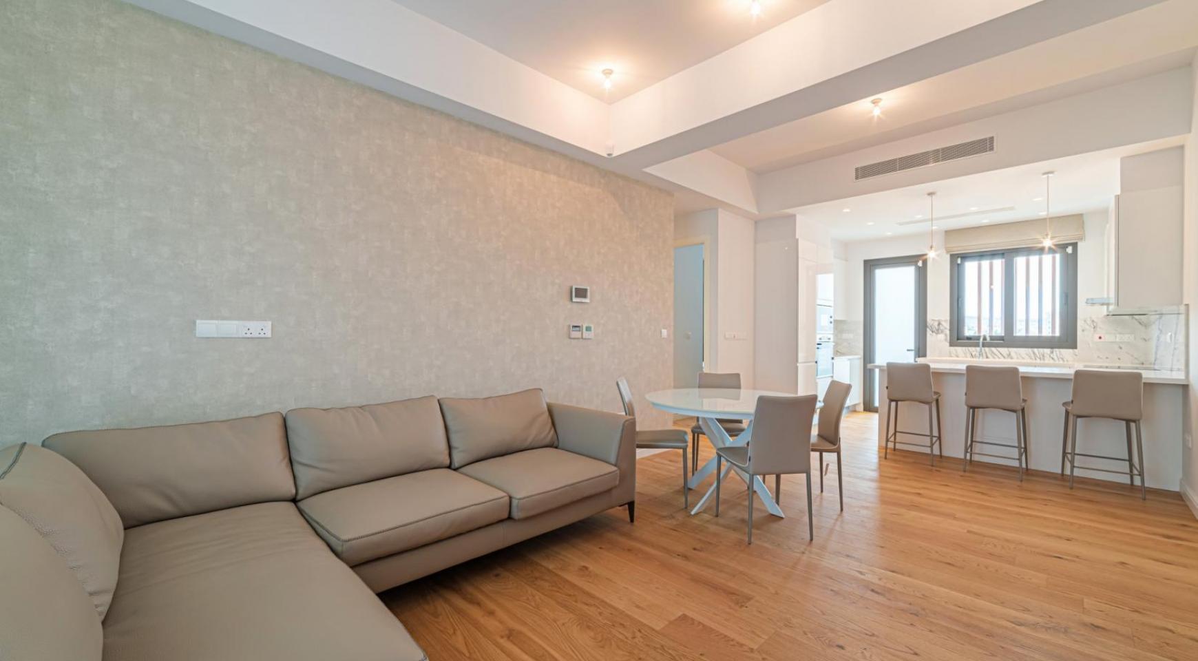 Malibu Residence. Элитный 3-Спальный Пентхаус 401 с Частным Бассейном - 16