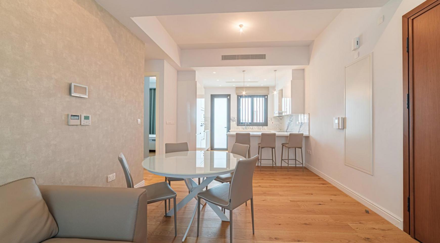 Malibu Residence. Элитный 3-Спальный Пентхаус 401 с Частным Бассейном - 17