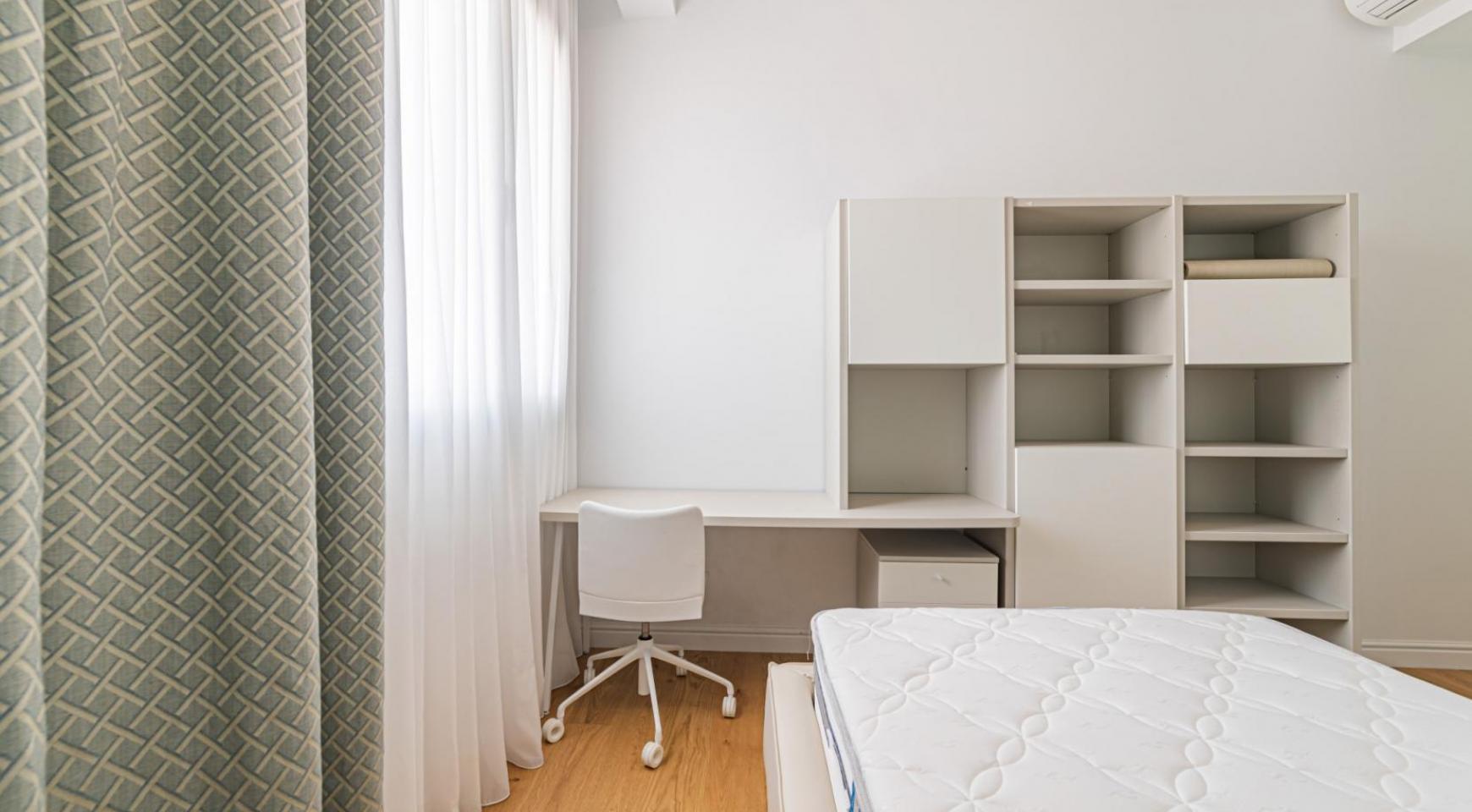 Malibu Residence. Элитный 3-Спальный Пентхаус 401 с Частным Бассейном - 31