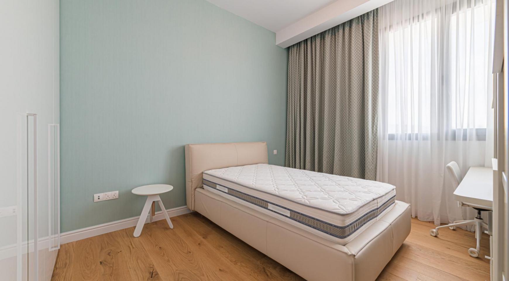 Malibu Residence. Элитный 3-Спальный Пентхаус 401 с Частным Бассейном - 28