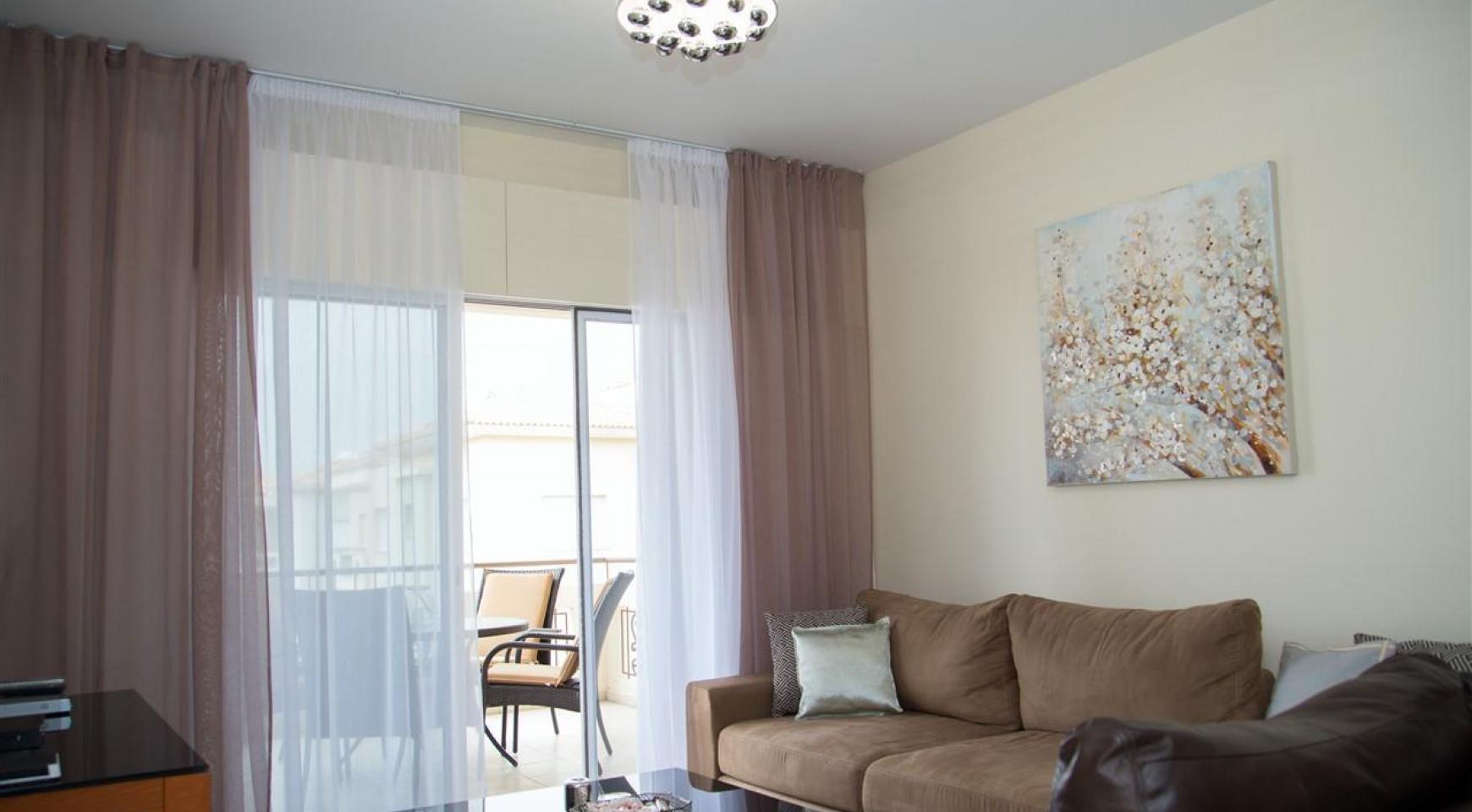 """2-Спальная Квартира - Люкс """"Mesogios Iris 304"""" в Туристической Зоне возле Моря - 6"""