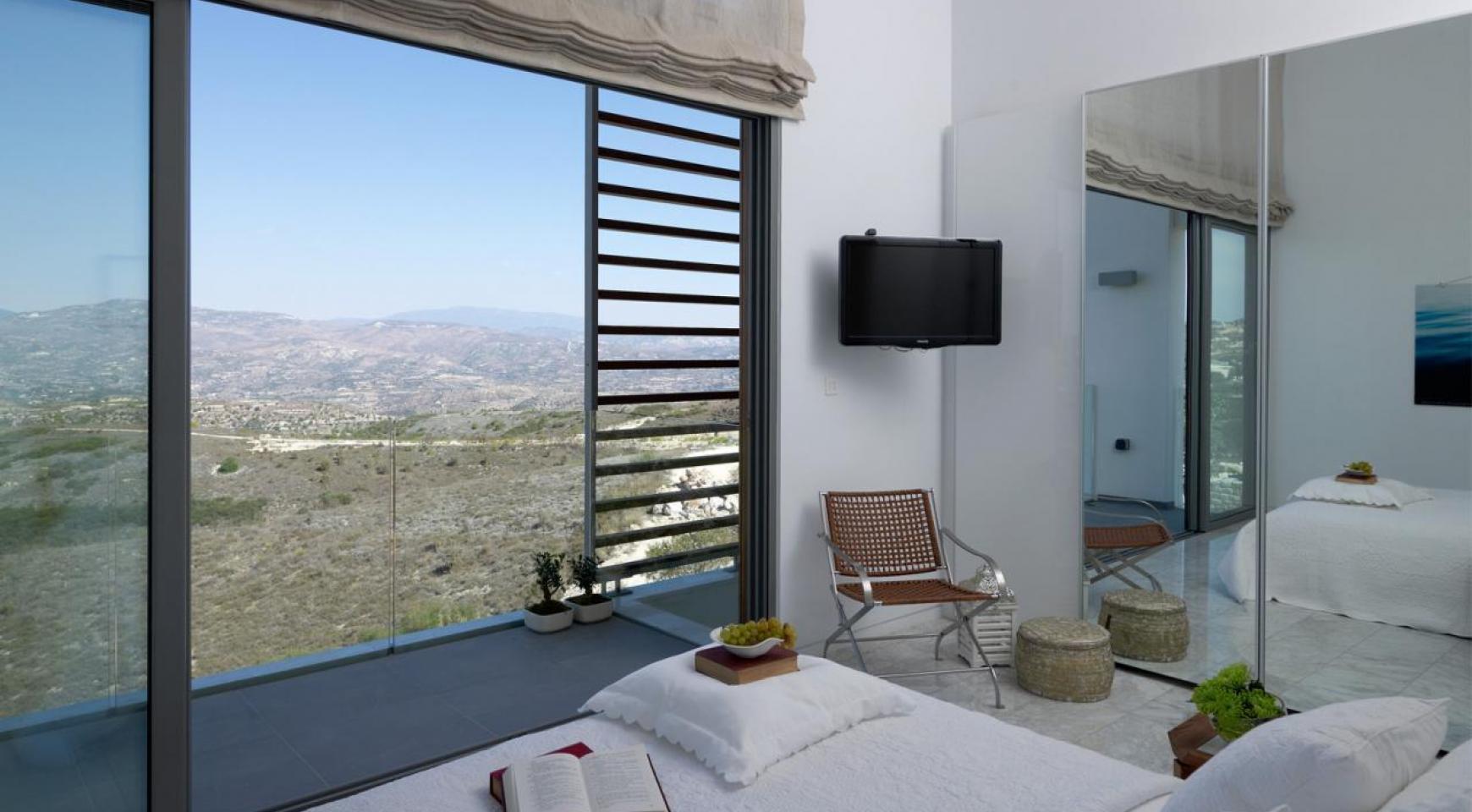 Гольф Недвижимость - Эксклюзивная 3-Спальная Вилла с Изумительными Видами - 24