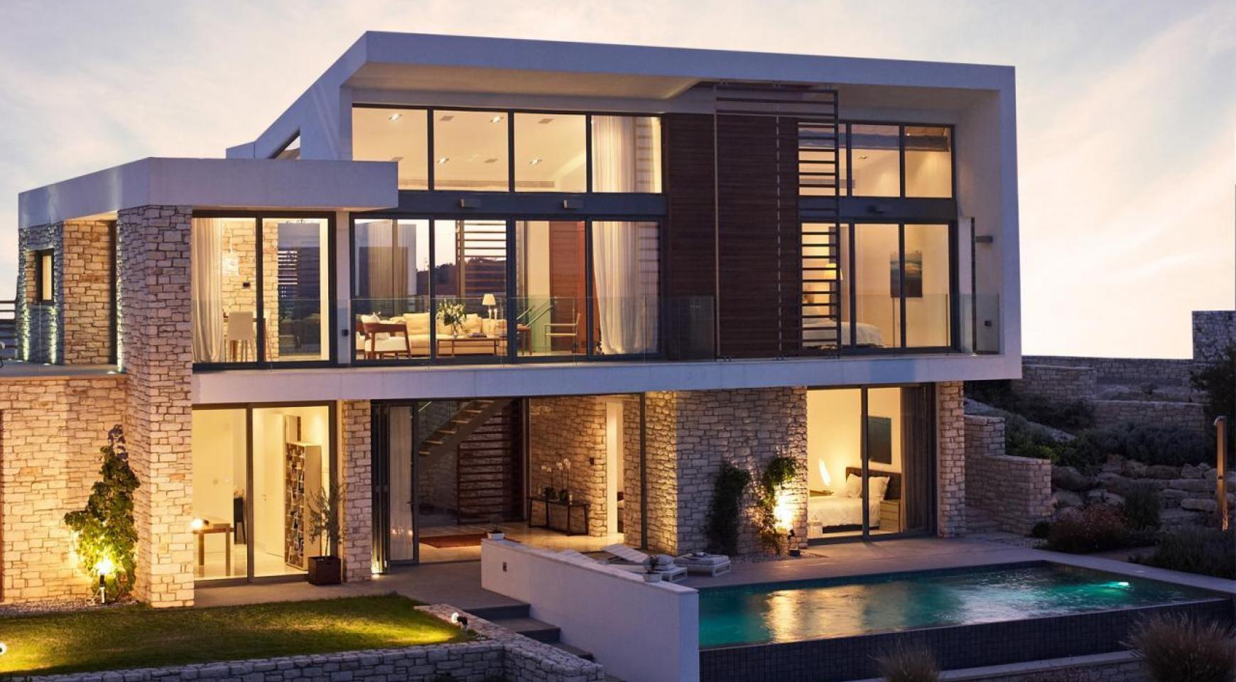 Гольф Недвижимость - Эксклюзивная 3-Спальная Вилла с Изумительными Видами - 4
