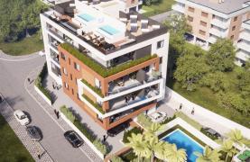 Malibu Residence. Современная  Односпальная Квартира 102 в Туристической Зоне - 40