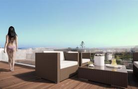 Malibu Residence. Современная  Односпальная Квартира 102 в Туристической Зоне - 45
