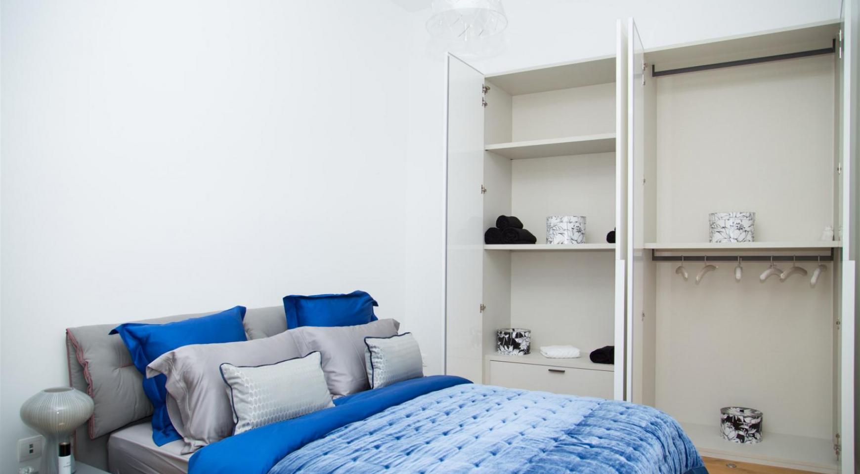 Malibu Residence. Новая Современная 3-Спальная Квартира 202 в Элитном Комплексе - 24