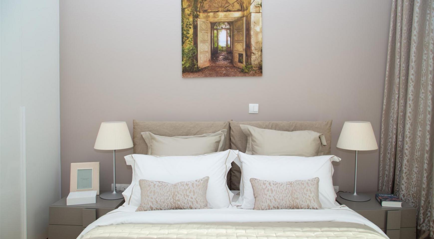 Malibu Residence. Новая Современная 3-Спальная Квартира 202 в Элитном Комплексе - 27