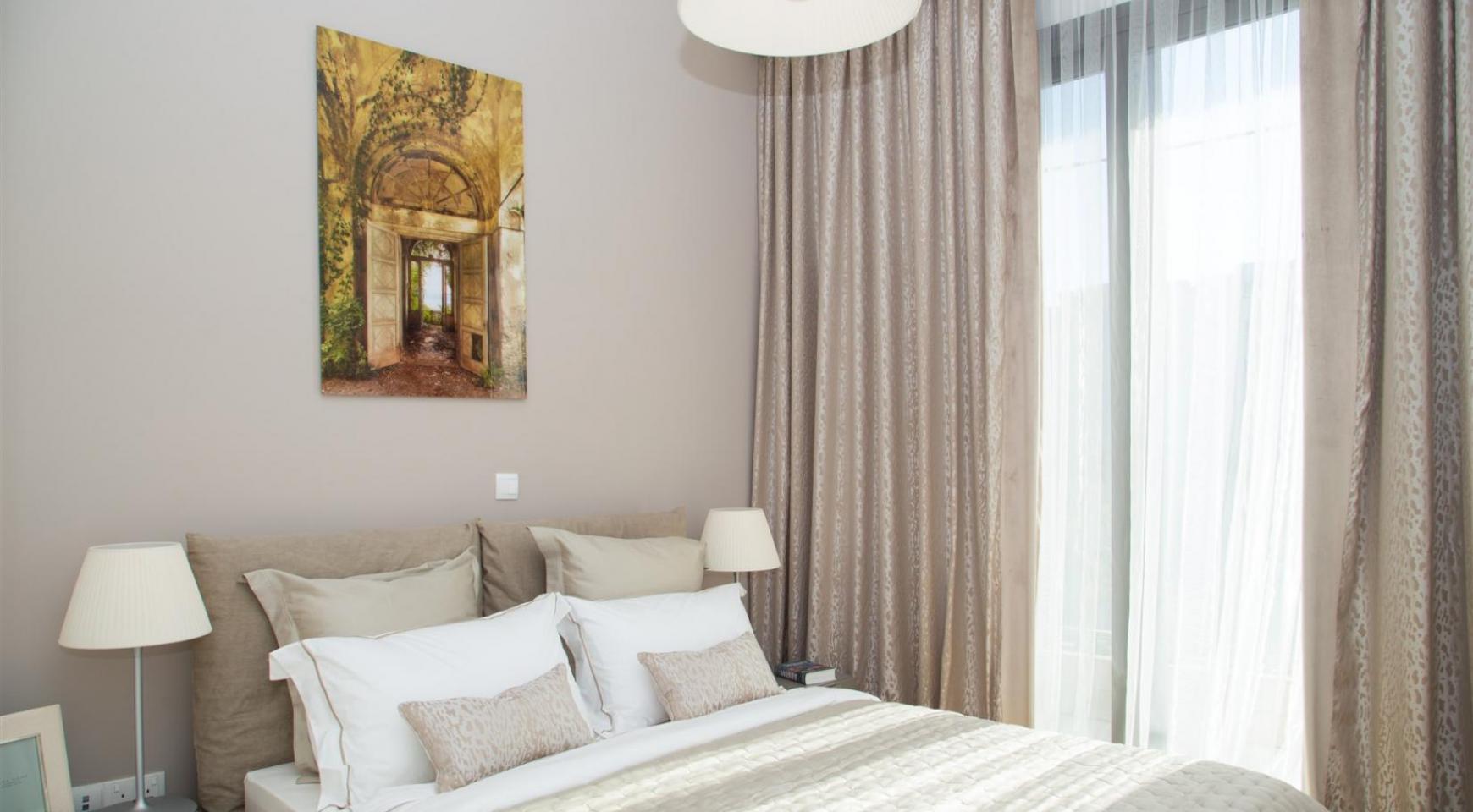 Malibu Residence. Новая Современная 3-Спальная Квартира 202 в Элитном Комплексе - 25