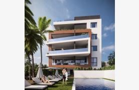 Malibu Residence. Новая Современная 3-Спальная Квартира 202 в Элитном Комплексе - 39