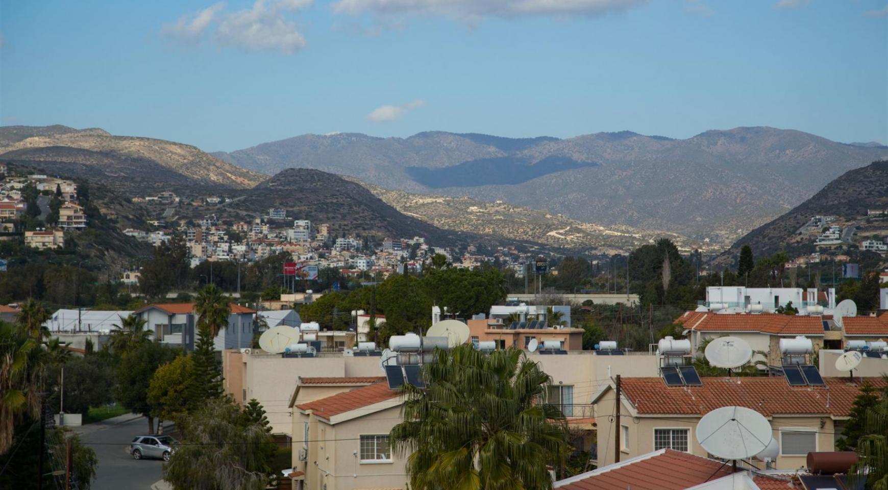 Malibu Residence. Новая Современная 3-Спальная Квартира 302 в Районе Потамос Гермасойя - 34