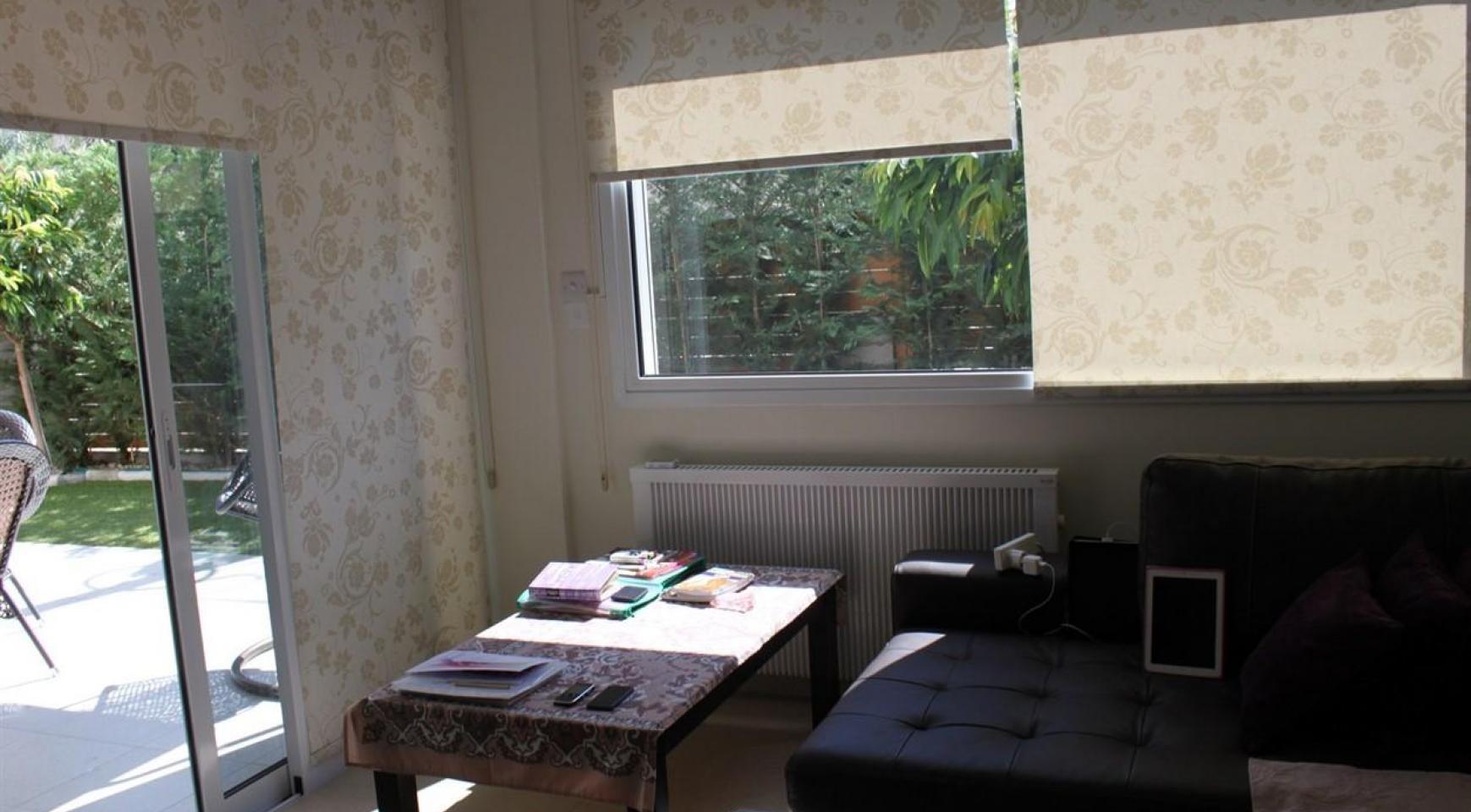 3-Спальная Квартира с Частным Садом - 3