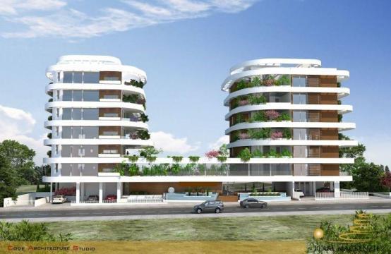 Новая 3-Спальная Квартира возле Моря