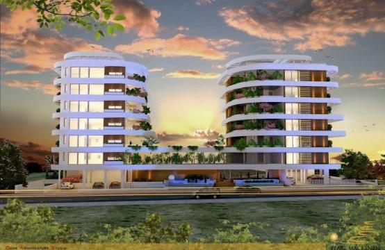 Новая 2-Спальная Квартира возле Моря