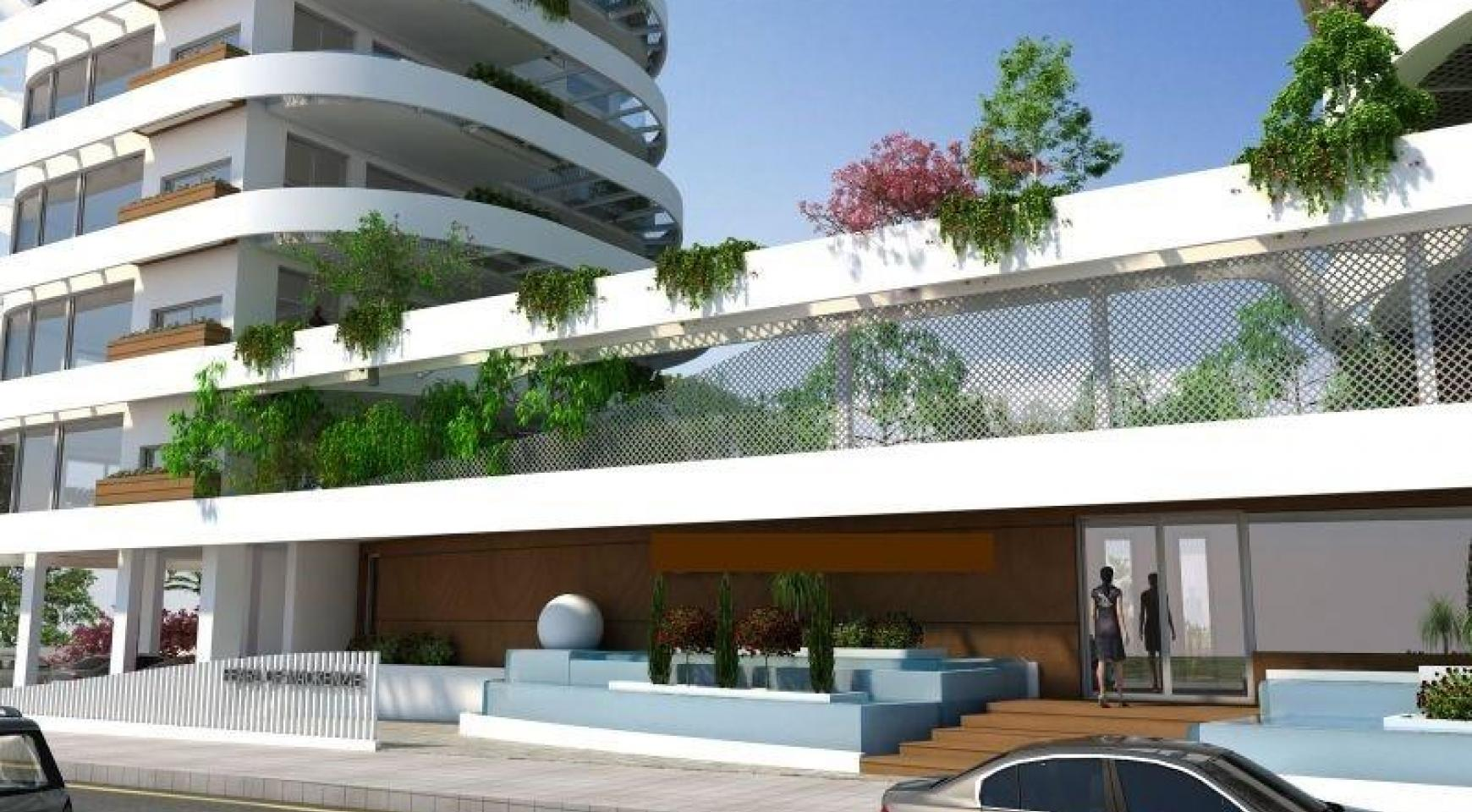 Новая 2-Спальная Квартира возле Моря - 4