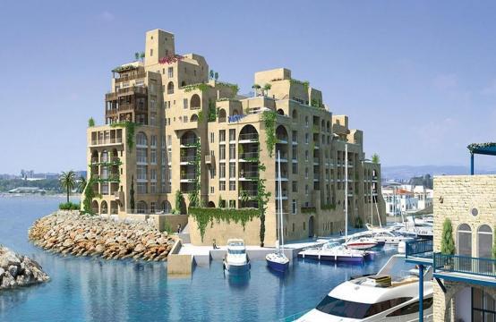 Новая 3-Спальная Квартира в Эксклюзивном Проекте на Море
