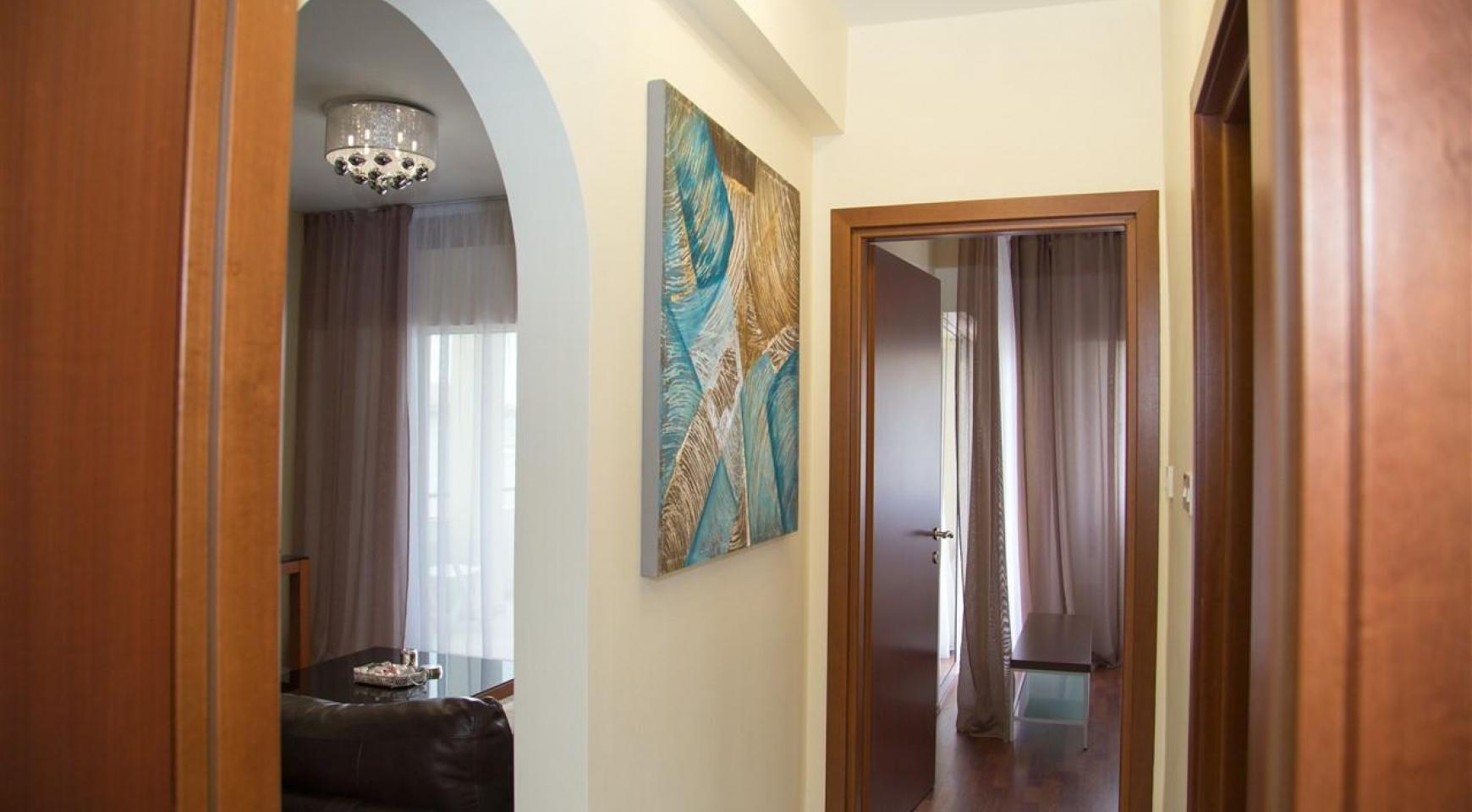 2-Спальная Квартира Mesogios Iris 304 в Комплексе у Моря - 16