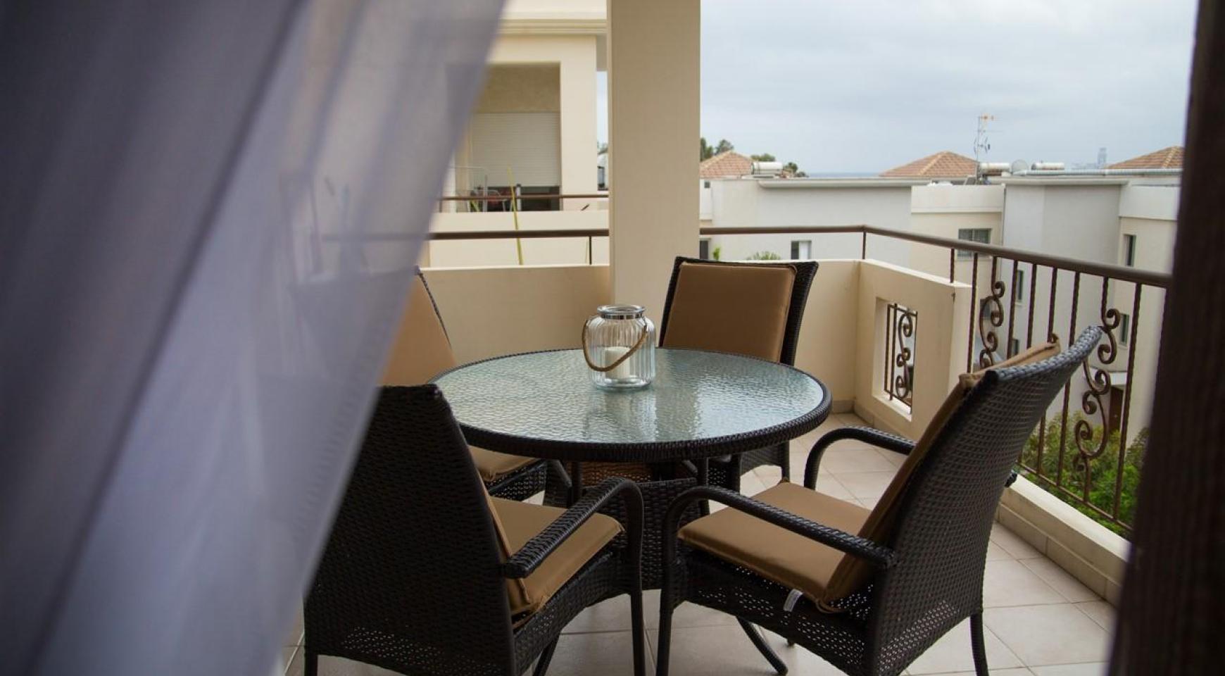 2-Спальная Квартира Mesogios Iris 304 в Комплексе у Моря - 10